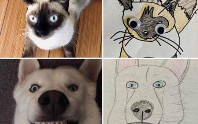 Bad Pet Art Fundraiser is a Huge Success!