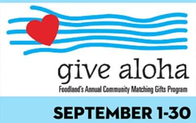 Sept. 1-30: 'Give Aloha' to Maui's Animals