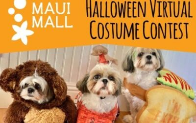 Oct. 23-30: Maui Mall Halloween Virtual Contest