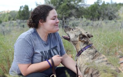 Sherry Woodard: How to Teach Your Dog to Speak and Be Quiet