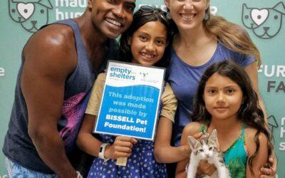 "Maui Now: Maui Humane Society Kicks Off ""Empty the Shelters"" Event"